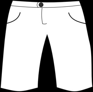 Clip Art Pants
