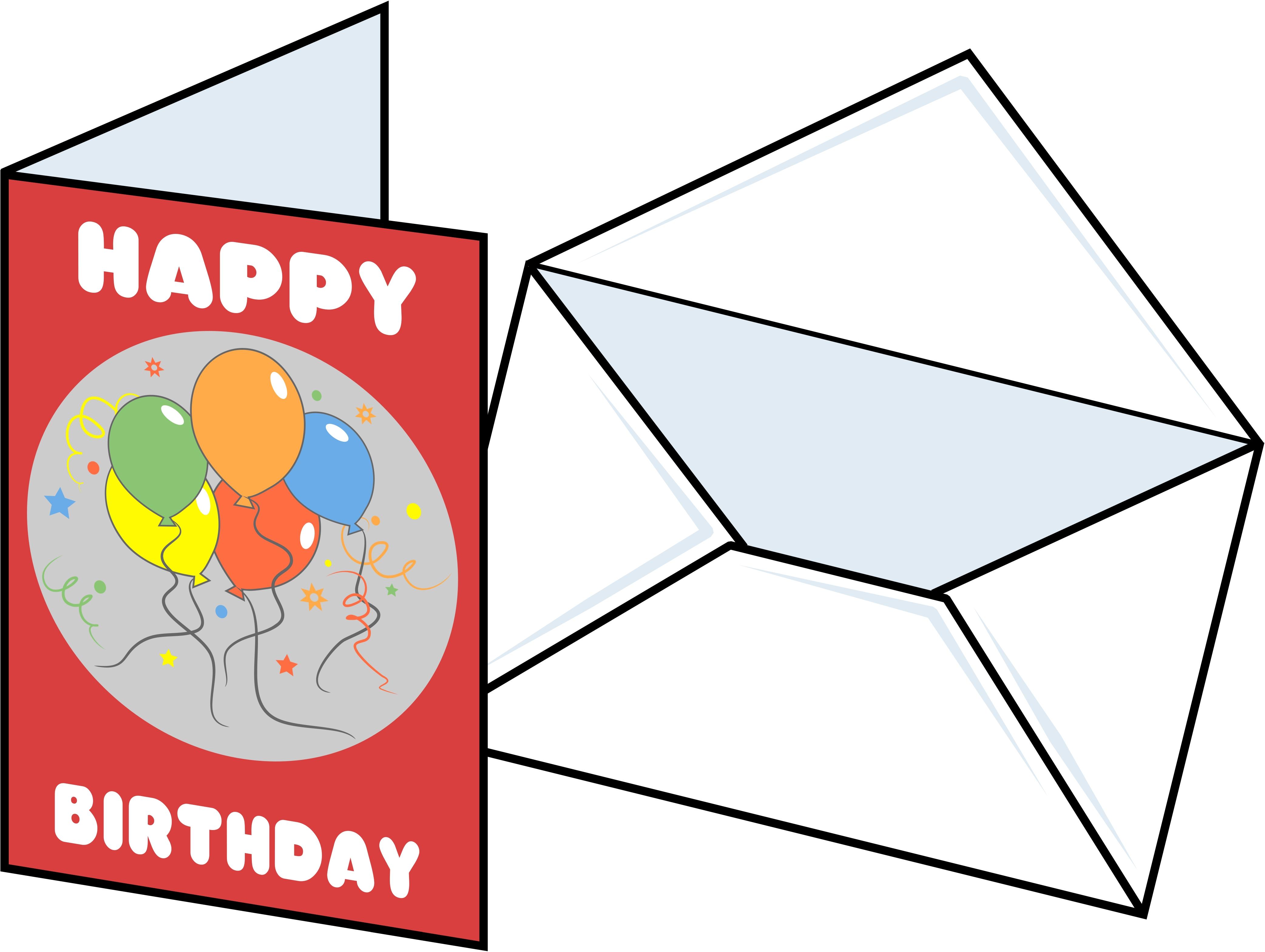 Clip Art Blank Cards Clipart #1