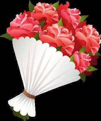 Clip Art Bouquet Of Flowers .-Clip Art Bouquet Of Flowers .-2