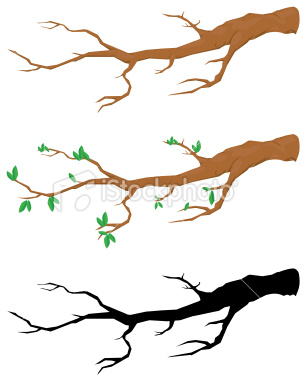 Clip Art Brown Tree Branches ... Fall Tr-Clip Art Brown Tree Branches ... fall tree branch clipart-7