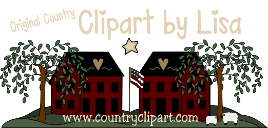Clip Art By Lisa Logo-Clip Art by Lisa Logo-2