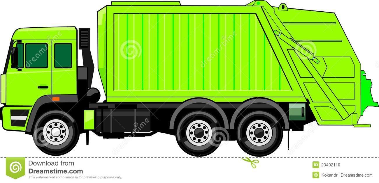Clip Art Cartoon Garbage Truck Garbage T-Clip Art Cartoon Garbage Truck Garbage Truck Clip Art Garbage Truck-2