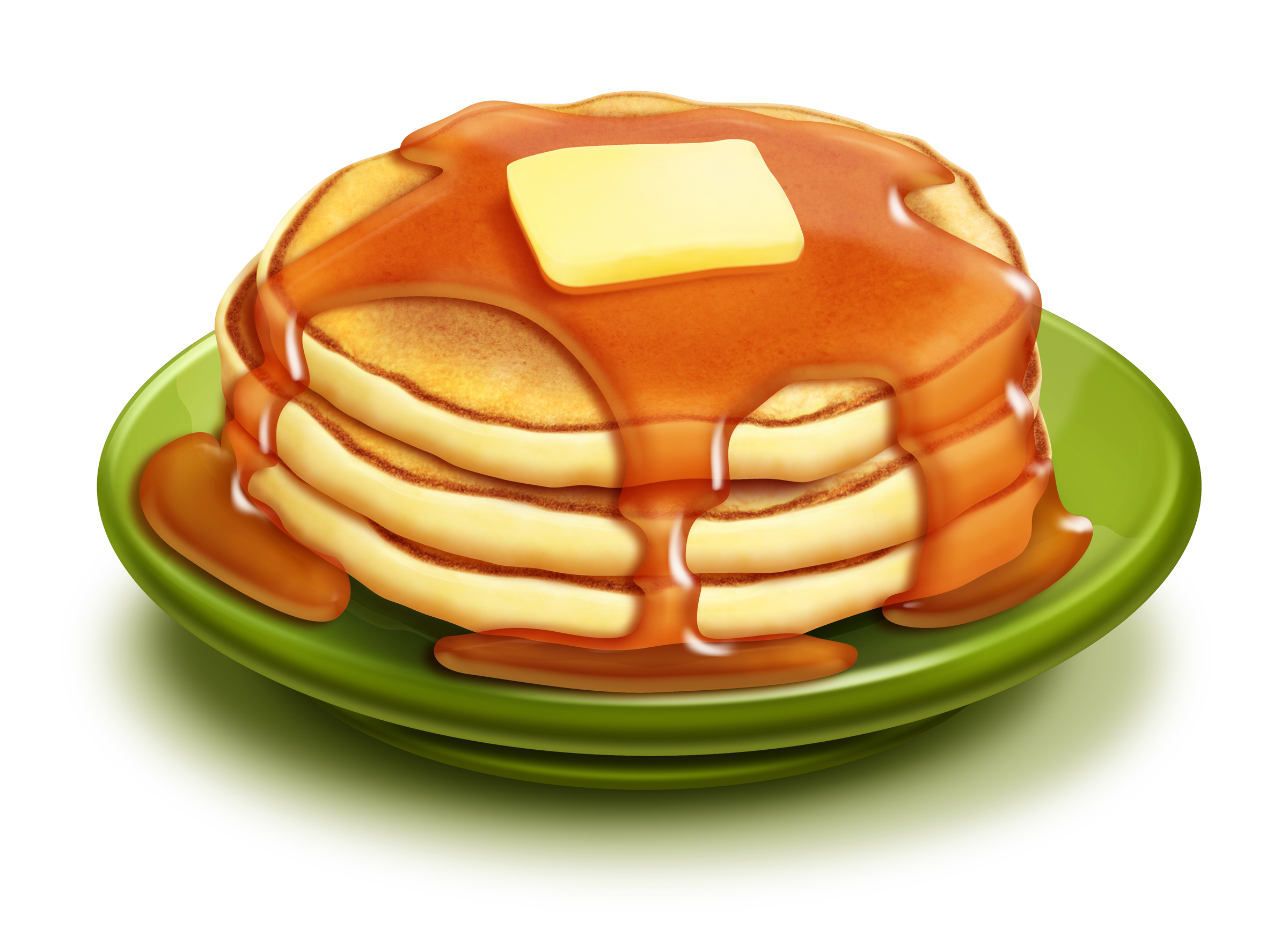 Clip Art Cartoon Pancakes Clipart-Clip Art Cartoon Pancakes Clipart-2