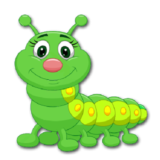 Clip Art Caterpillar Clipart caterpillar clipart images clipartall insect for