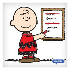 Clip art: Charlie Brown