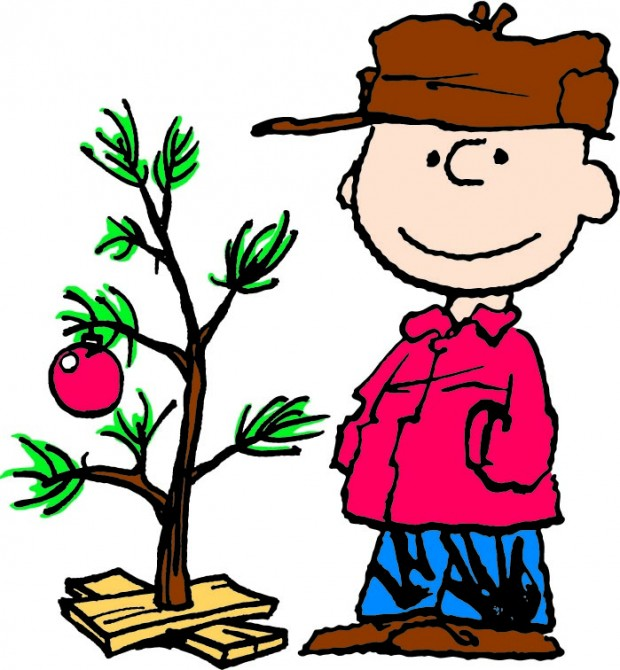 Clip Art Charlie Brown Christmas Tree Charlie Jpg
