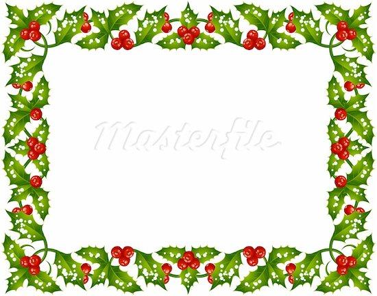 Clip Art Christmas Border Clip Art Free -Clip Art Christmas Border Clip Art Free christmas border frame clipart free clipartall frames-7