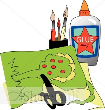 Clip Art Christmas Craft Clipart #1