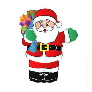 clip-art-christmas-santa-claus-presents - The Indiana Insider Blog