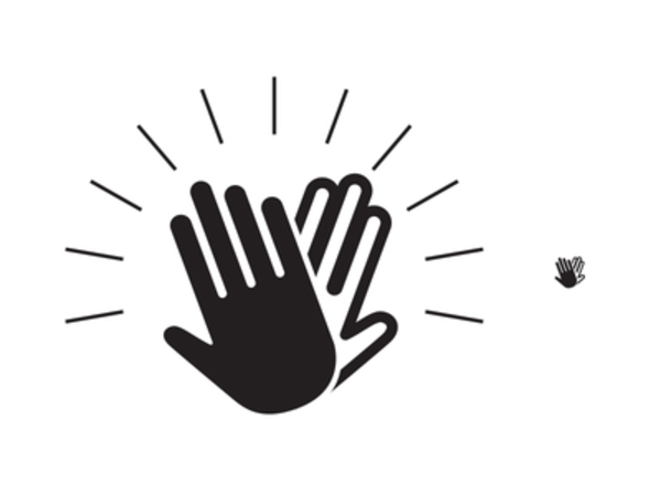 Clip Art Clapping Hands Cliparts Co
