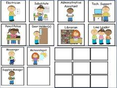 Clip Art Classroom Jobs On Pinterest Clip Art Classroom Jobs And