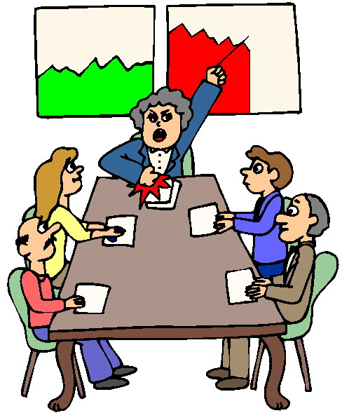 Clip Art - Clip art meeting 708031