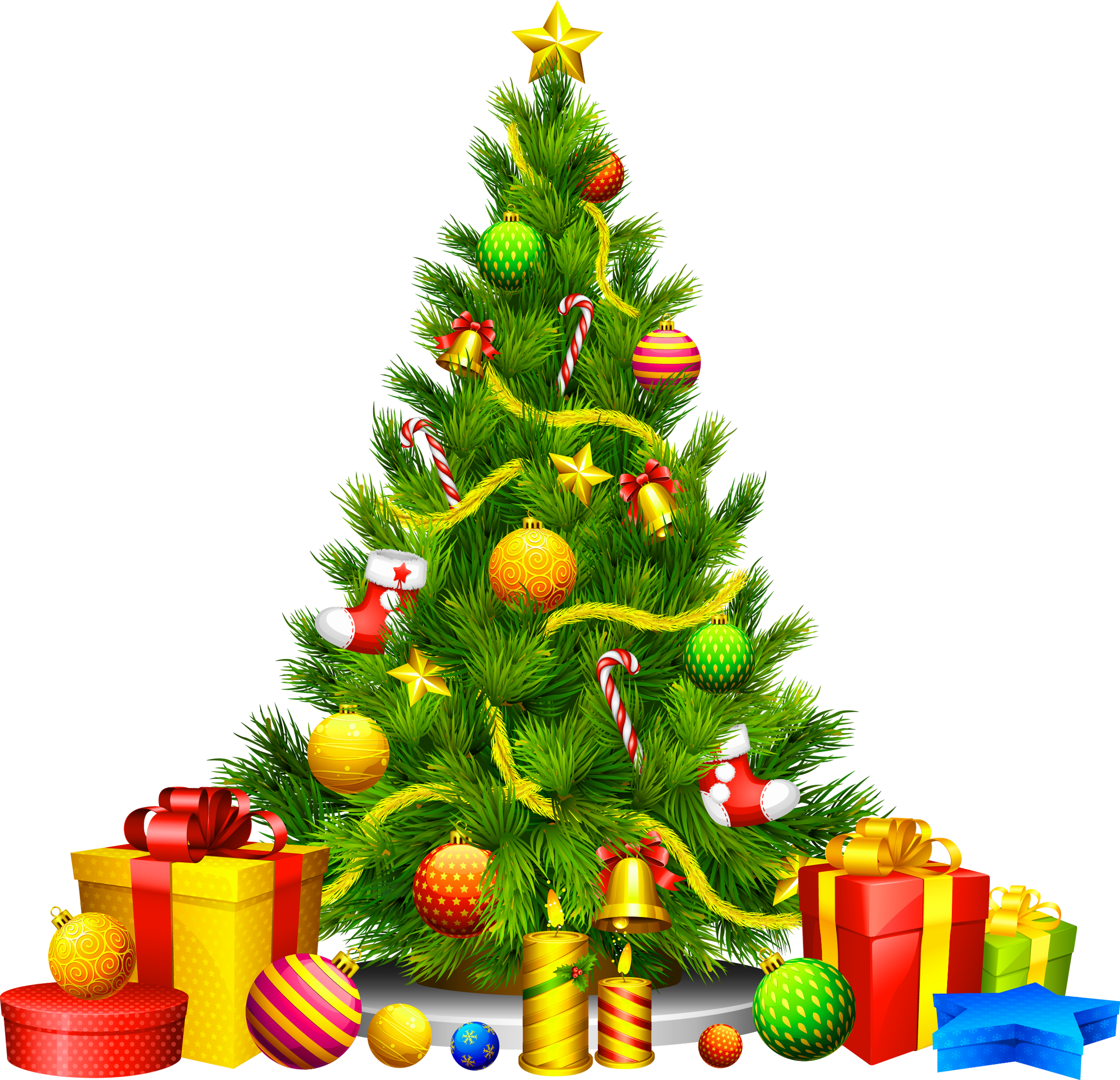 Clip Art Clipart Christmas Tree christmas tree clip art png clipartfox fir image