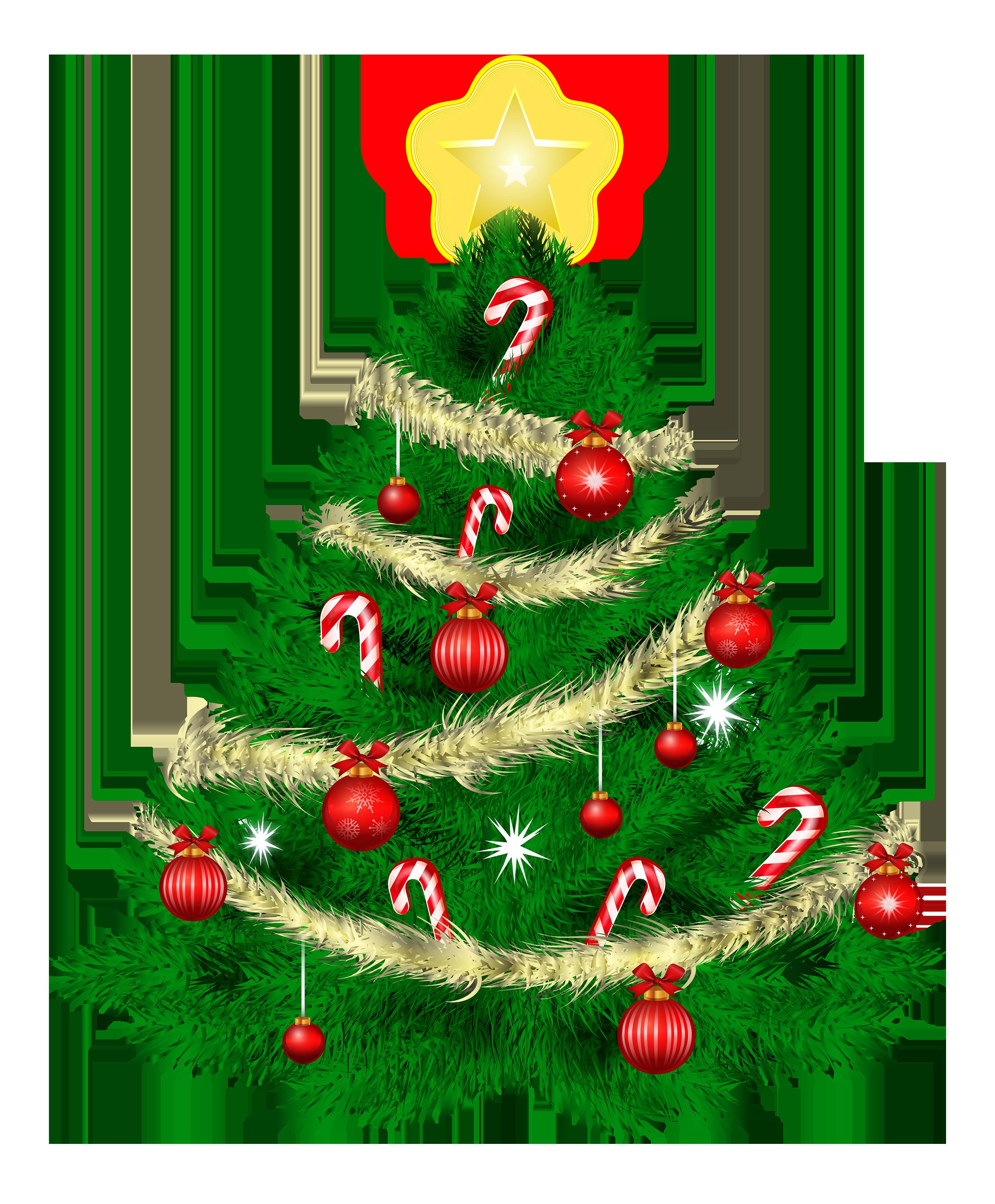 Clip Art Clipart Christmas Tree christma-Clip Art Clipart Christmas Tree christmas tree clipart transparent clipartall ornaments-8