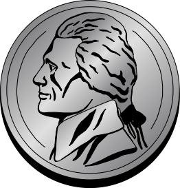 Clip Art Coin Clip Art Nickel Coin Clipa-Clip Art Coin Clip Art nickel coin clipart clipartall clipart-2