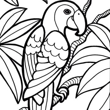 Clip Art Coloring Pages-Clip Art Coloring Pages-14