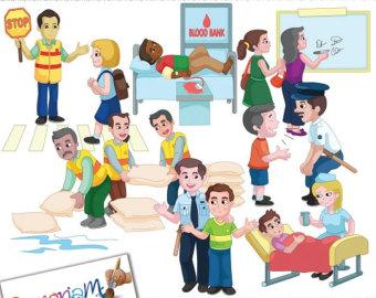 Clip Art Community Service Programs-Clip Art Community Service Programs-6