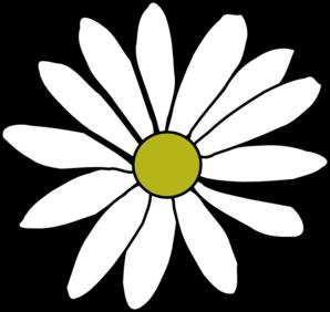 Clip Art Daisy - clipartall .