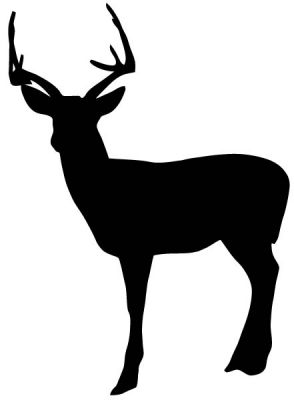 Clip art deer clipart 2 .-Clip art deer clipart 2 .-6