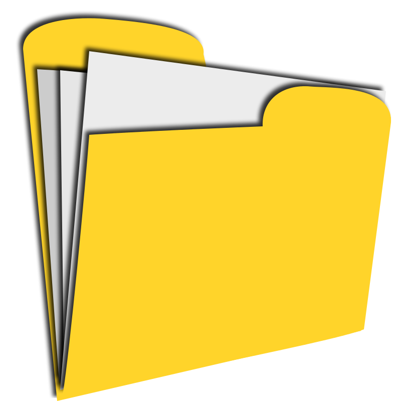 Document Clipart