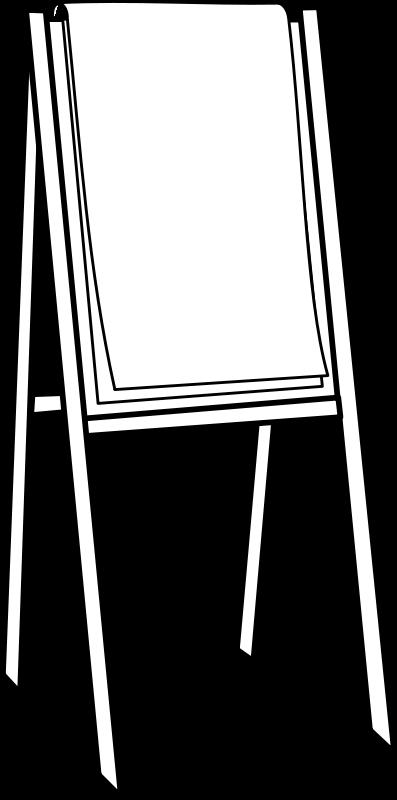 Clip Art Easel-Clip Art Easel-11
