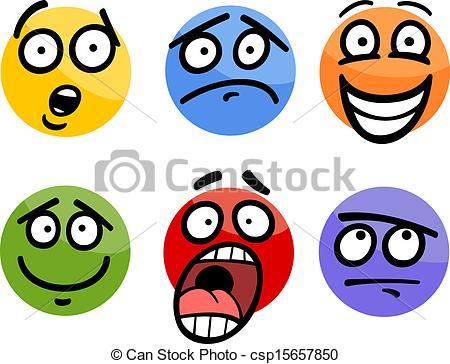 Clip Art Emotions Clipart - Clipart Kid