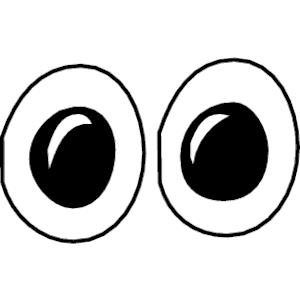 Clip art eyes 1 new hd .