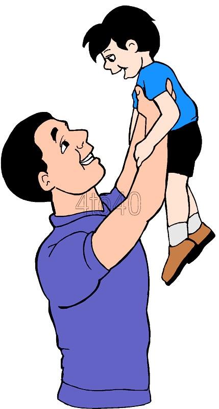 Clip Art Father And Son .-Clip Art Father And Son .-6
