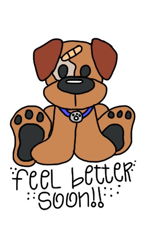 Feel Better Clip Art