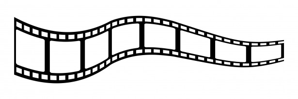 clip art · Film strip .