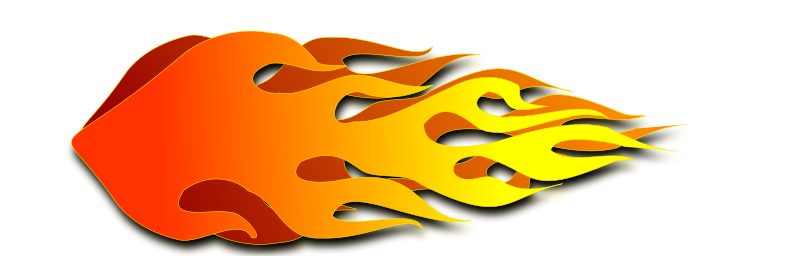 Clip Art. Flame Clipart. Stonetire Free Clip Art Images