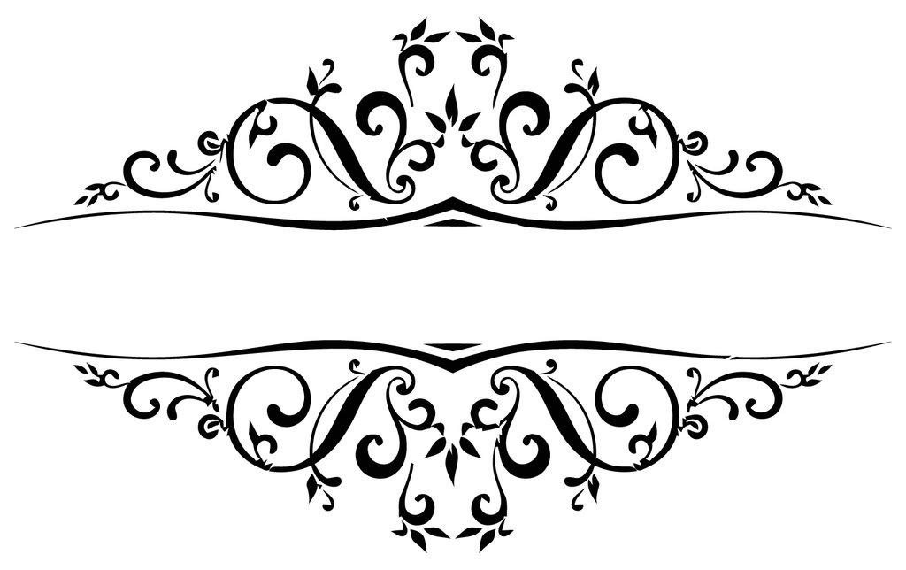 Clip Art Flourish Clipart Best