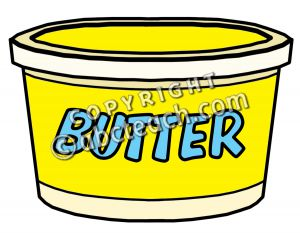 Clip Art: Food Containers: .