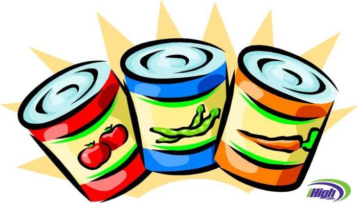 Clip Art Food Drive