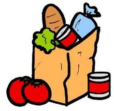 Clip art food pantry - .