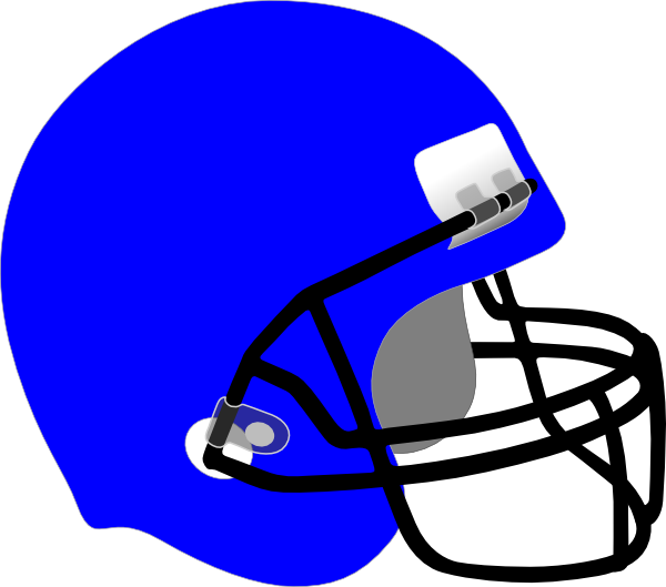Clipart Football Helmet