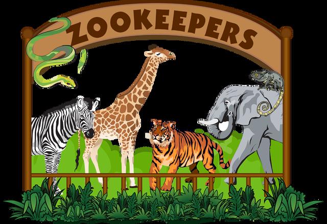 Clip Art For National Zoo Keeper Week Dixie Allan