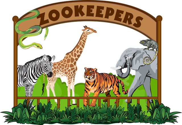 Clip Art For National Zoo Keeper Week Di-Clip Art For National Zoo Keeper Week Dixie Allan-4