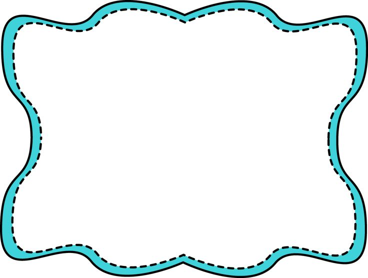 Clip Art, Frames And Blue And .-Clip art, Frames and Blue and .-4