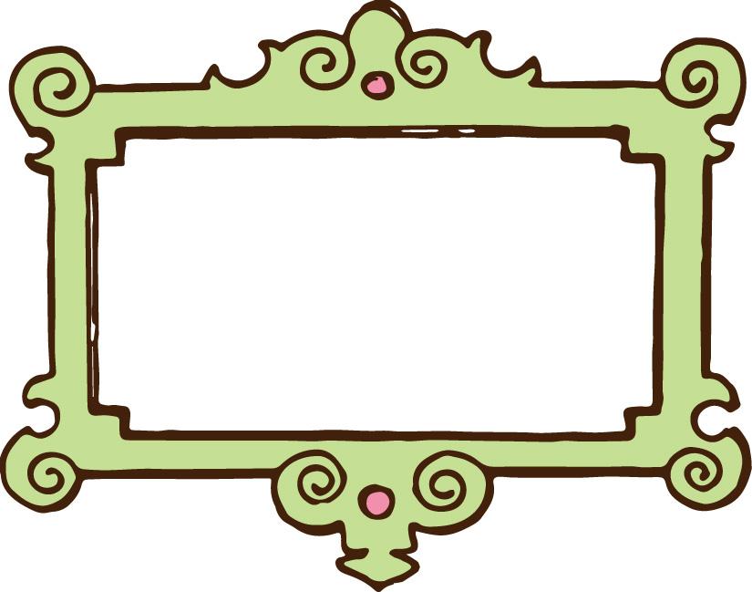 Clip Art Frames Free