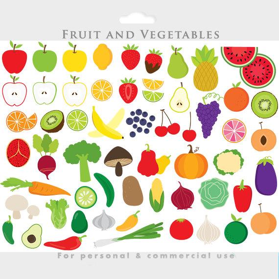 Clip Art Fruits And Vegetables Clipart F-Clip Art Fruits And Vegetables Clipart fruits n vegetables clipart clipartall-1