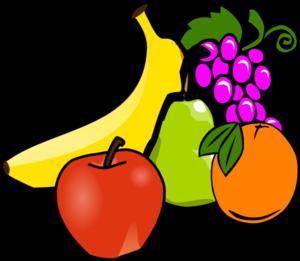 Clip Art Fruits-Clip Art Fruits-6