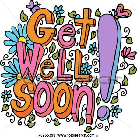 Clip Art Get Well Soon Message Fotosearc-Clip Art Get Well Soon Message Fotosearch Search Clipart-3