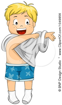 Clip Art Getting Dressed Clipart kid getting dressed in the morning clipart clipartsgram com boy dressed