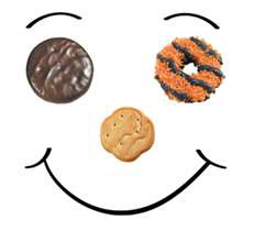 Clip Art Girl Scout Cookie Clip Art girl scout cookies clip art clipartninja cookie sales