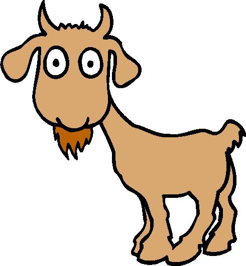 Clip Art Goats Clip Art