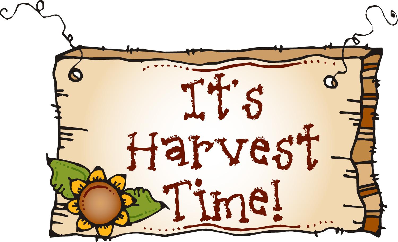 Clip Art Harvest Clipart harvest time clipart 1