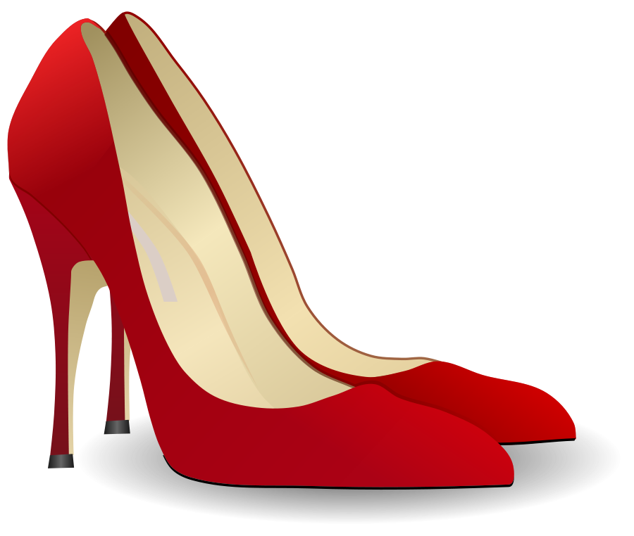 Clip art high heels clipartall