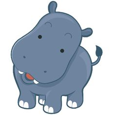 Clip Art Hippo | Related Pictures free cartoon hippo clip art