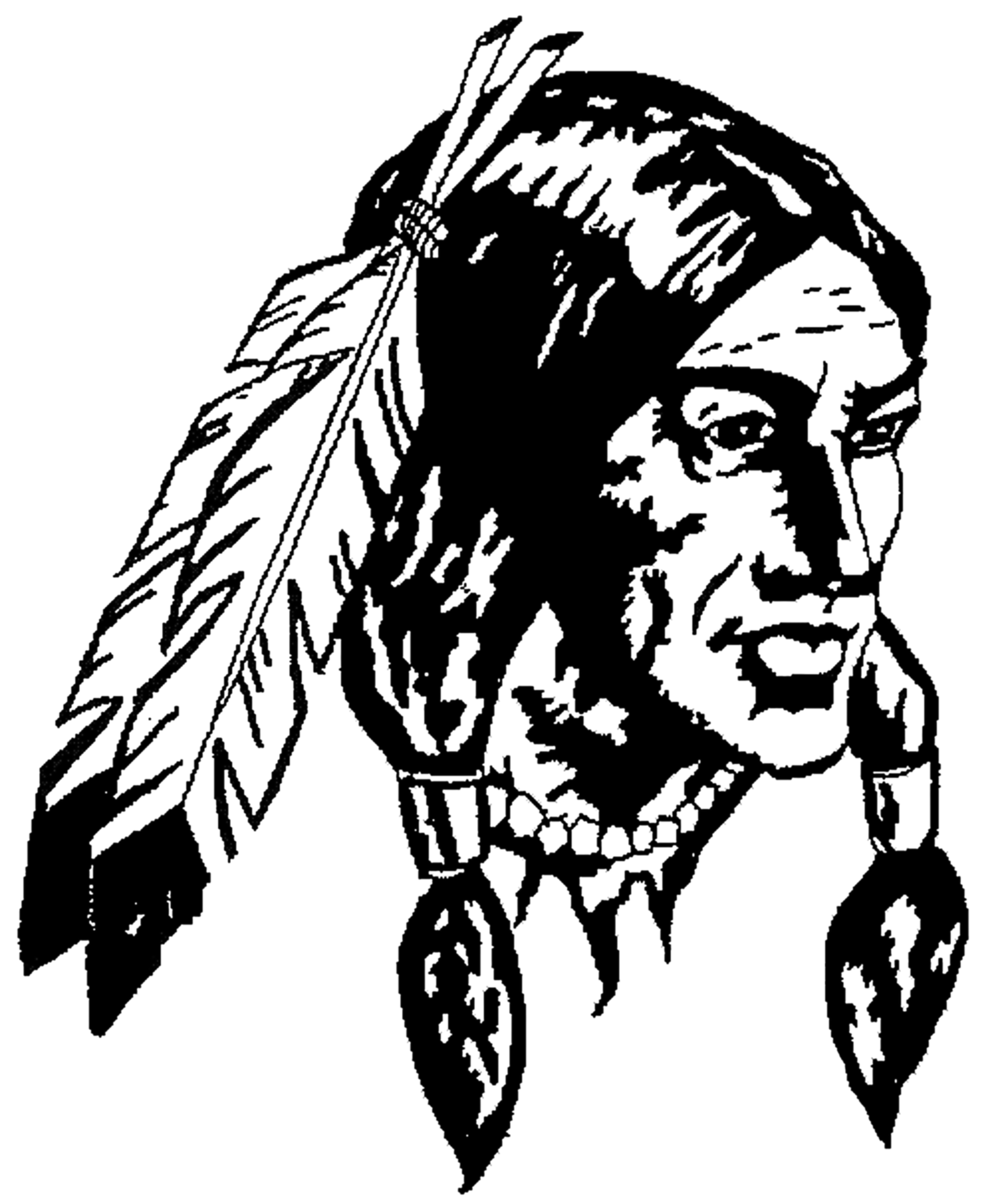Clip Art / Home. Indian Head ...